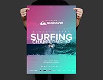 Surfing championship 2017