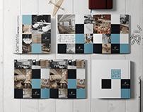Personal Portfolio Booklet Design