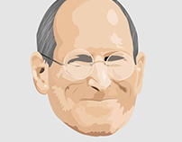 Steve Jobs Illustrations
