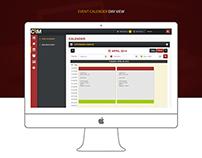 CRM Web & Mobile App