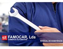 Famocar - Design de Manual de Assistência Automóvel