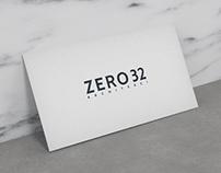 Zero 32 Branding – Architecture Studio