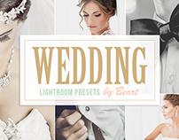 Awesome PRO Wedding Lightroom Presets