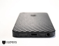 Carbon Fibre Skins e-commerce website
