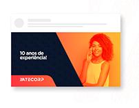 ATECORP - Social media