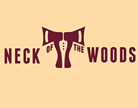 Neck of the Woods Bowties Brand Identity