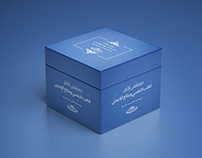 packaging-box and Cover book