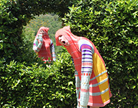 Knitwear for Twins
