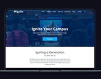 Ignite Student Ministries Website