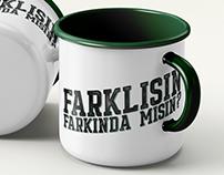 STARBUCKS (FARKLISIN) LOGO AND CONCEPT DESIGN 2017