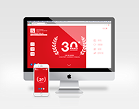 web design - LILA