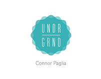 Connor Paglia - Graphic Design