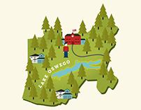 Lake Oswego School Foundation Infographic