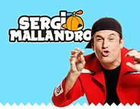 Rebranding - Sergio Mallandro