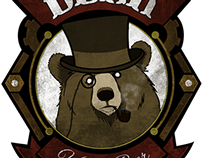 Bear Honey Beer