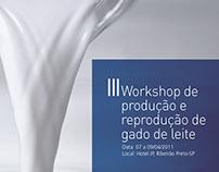 III Workshop de produção e reprodução de gado de leite