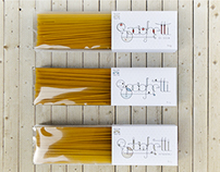 Packaging Design - Spaghetti