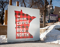 Caribou Coffee Bold North Blend