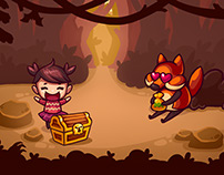 Halloween Quest Game [iOS Game]