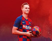 Football Graphics 2019