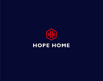 Hope home logo- H logo