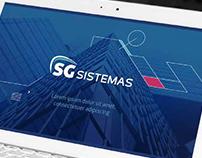 SG Sistemas - Identidade Visual