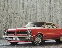 Pontiac GTO - Personal project