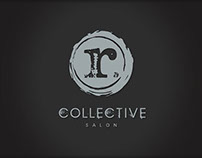 r. collective salon - creative direction & design