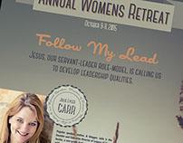Lady's Retreat 2015