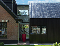 Modern extension, Alkmaar