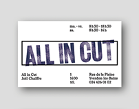 ALL IN CUT