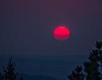 Pre-Solar Eclipse