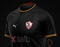 Zamalek black kit