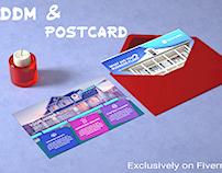 Eddm & Postcard Design