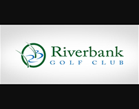 Riverbank Golf Club Logo