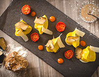 Food photography - Agriturismo Rivagranda
