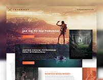 LANDING PAGE - Website