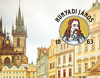 Logo | Hunyadi Janos