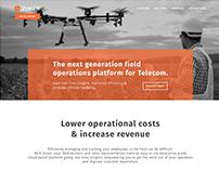 Zinier Homepage Redesign