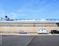 Travel, Frankfurt Airport, Nordwestbahn