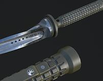 MicroTech Jagdkommando knife