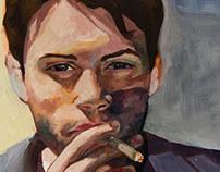 Precollege Program Paintings