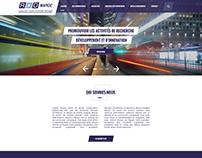 R&D MAROC Website