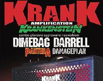 KranK Guitar Amps