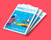 Giant Review #2 - Winter 2017