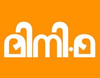 Minimal Malayalam Posters