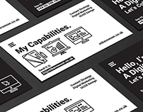 Creative Namecard Template