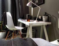 Office space // espace de travail