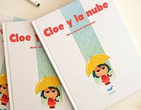 Cloe y la Nube- Cómic