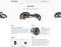 Ween Design Website